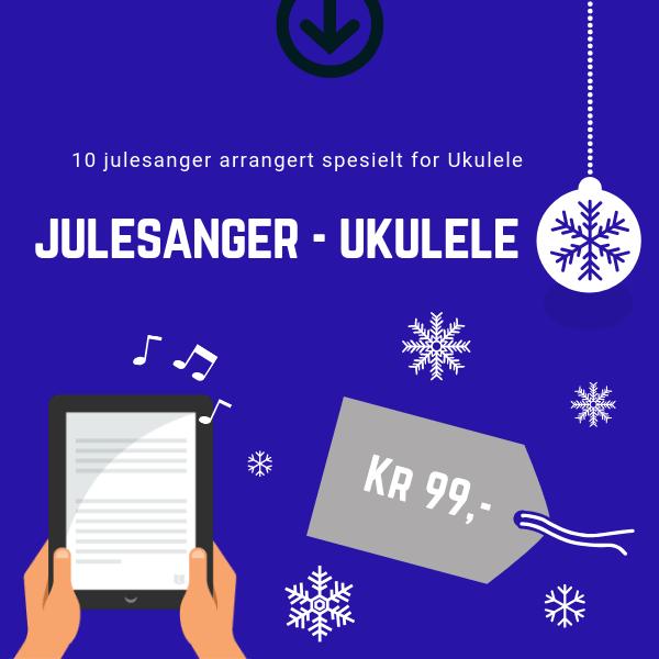 Julesanger for Ukulele